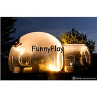 Outdoor Camping Bubble Tent,Inflatable Bubble lawn Room,inflatable Transparent camping house tents,inflatable clear dome tent