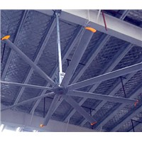 16ft Industrial HVLS Ceiling Warehouse Fan