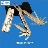 Hot sale stainless steel  multifuncation Pliers (EMP09SS0002)
