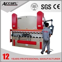 CNC sheet metal press brake,bending machinery