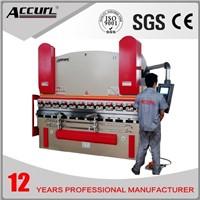 CNC sheet metal press brake,bending machinery