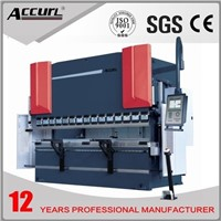 WC67Y Hydraulic Press Brake with DA66T