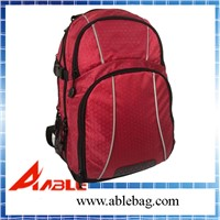 Backpack with laptop comparment BBC-001