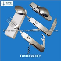 Camping Cutlery(ECS003SS0001)