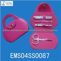 Hand bag Nail care set / tools with customized pattern(EMS04SS0087)
