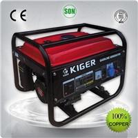 2000w portable gasoline generator,5.5hp gasoline generator with 168f