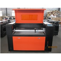 Textile/Leather,Fabric,Cloth,Plywood,Solidwood Laser Cutting/Engraving Machine RF-9060-80W Reci Tube