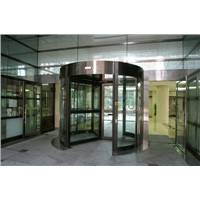 Center Shaft Revolving Door / RV series (Center Shaft)