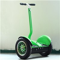 Electric mobility scooter with no pollusion