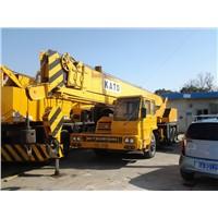 Used KATO NK250E Truck Crane 25ton Truck Crane