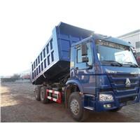 howo 6X4 tipper  truck