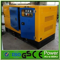 200Kw electric generator silent NTA855-G1A Cummins engine for generator group diesel 250Kva.