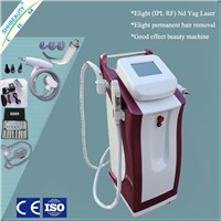 E-light RF Laser Hair Removal Beauty Salon Equipment
