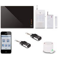 GSM Wireless Home Burglar Alarm System G1A