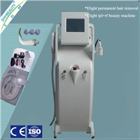 IPL+RF E-light Hair Removal &Skin Rejuvenation Beauty Machine