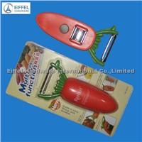 Radish model multi Peeler with Blister Card Packing(EKT01PL0004)