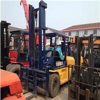 Used Diesel Forklift TCM FD50-Z8