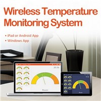 Wireless Temperature Monitoring System Kit