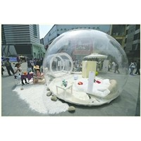 Inflatable Clear Bubbles Dome Tent