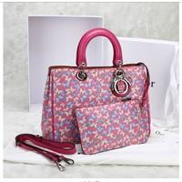 Christian Dior Bags Leather Bags Designer Brand Bags Lady Bags Men Bags