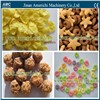 Brekfast cereal corn flakes processing machine