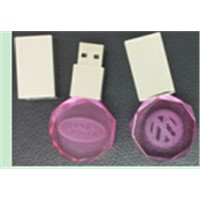 Ail Colorful Cristal USB Promotion Gift USB Memory Disk