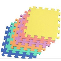 EVA Foam Floor Mat with Border, Baby Crawling Mat, Game Pad