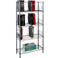High Quality Chrome-plated Book Shelf