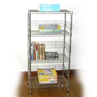 Wire Shelf, Chrome-plated Wire Shelf, Storage Rack,