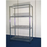 High Quality Chrome-plated Storage rack