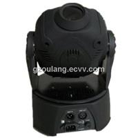 30W led mini moving head gobo lighting