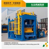 Automatic Block Machine