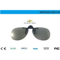 2014 hot selling linear polarized 3d glasses