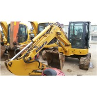 Used Crawler Excavator Komatsu PC55MR / Crawler Excavator Komatsu PC55MR