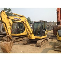 Used Crawler Excavator Komatsu PC56 / Crawler Excavator Komatsu PC56