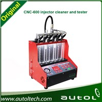 HOT Sale!!! CNC600 Gasoline Fuel Injector Cleaner Original Same as CNC602 one year warranty