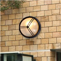 20w outdoor led wall light