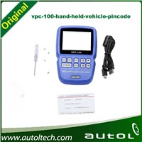 High quality VPC-100VPC 100 VPC100 Hand-Held Vehicle PinCode Calculator with 300+200 Tokens