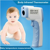 Portable contactless body electronic thermometer infrared thermometer baby forehead thermometer