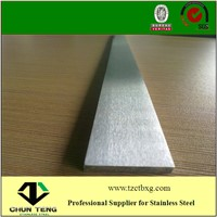 factory direct sales AISI 304 stainless steel flat bar