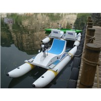 single sofa pedal yacht