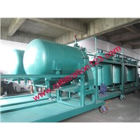 used engine oil recycling machine,Black Oil Decolorization system,Motor oil Purifier