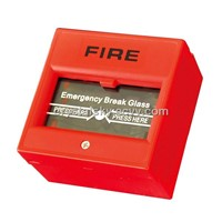 Break Glass Emergency Exit Door Release Button (Red) Exit Button