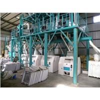 1250-1600kg/h wheat flour making machine, flour grind, wheat mill