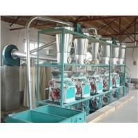 5-20T/D Flour Milling Plant, Flour Grinding Machines, flour mill machine