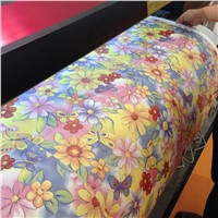 High quality fast dry 100gsm 914mm Roll Sublimation Transfer Paper Manufacturer