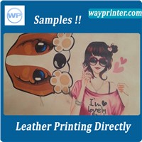 Leather Direct Digital Inkjet Flatbed Printer (Leather Printing Machine)