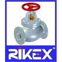 RIKEX CAST IRON SDNR GLOBE/ANGLE VALVE 5K/10K/16K50-400A