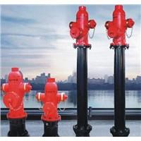Anti-Collision, Pressure-Adjustable Fire Hydrants
