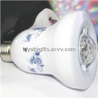 Newest Top Selling Products 2014 Bluetooth Speaker with LED Light Bulb with Remote Control